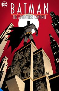 [Batman: The Adventures Continue (Product Image)]
