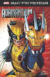 [Hunt For Wolverine: The Adamantium Agenda (Product Image)]