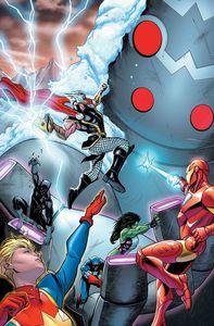 [Avengers #23 (Product Image)]