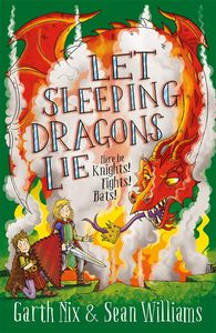 [Let Sleeping Dragons Lie (Signed Edition) (Product Image)]