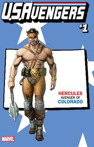 [Now U.S. Avengers #1 (Colorado State - Reis Variant) (Product Image)]