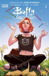 [Buffy The Vampire Slayer #1 (2nd Printing) (Product Image)]