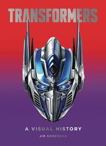 [Transformers: A Visual History (Hardcover) (Product Image)]