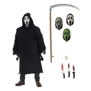 [Scream: Action Figure: Ultimate Ghostface (Product Image)]