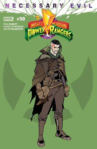 [Mighty Morphin Power Rangers #50 (2nd Printing) (Product Image)]