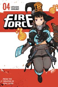 [Fire Force: Volume 4 (Product Image)]