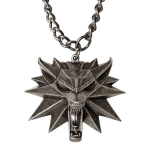 [The Witcher 3: Wild Hunt Medallion & Chain (Product Image)]