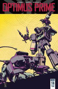[Optimus Prime #16 (Cover A Zama) (Product Image)]