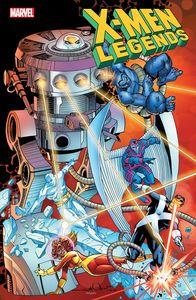 [X-Men: Legends #4 (Product Image)]