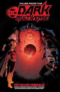 [Tales From The Dark Multiverse (Hardcover) (Product Image)]