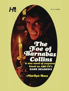 [Dark Shadows Paperback Library Novel: Volume 9: Foe Of Barnabas (Product Image)]