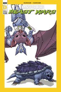 [Transformers: Beast Wars #6 (Cover B Dan Schoening) (Product Image)]