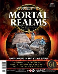 [Warhammer: Age Of Sigmar: Mortal Realms #61 (Product Image)]