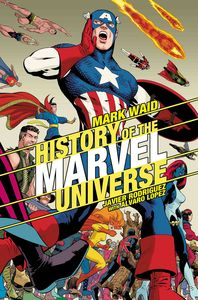 [History Of The Marvel Universe #2 (Rodriguez Variant) (Product Image)]