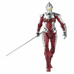 [Ultraman: SH Figuarts Action Figure: Ultraman Suit Version 7 (Product Image)]