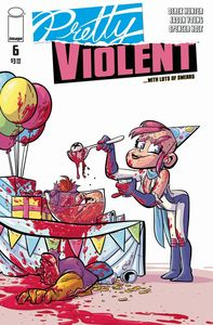 [Pretty Violent #6 (Product Image)]