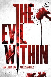 [Evil Within (Hardcover) (Product Image)]