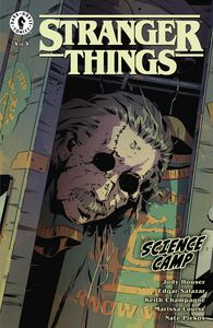 [Stranger Things: Science Camp #4 (Cover C Bak) (Product Image)]