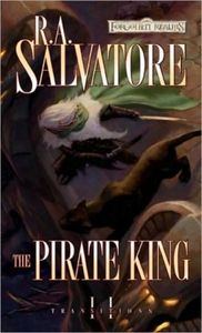 [Forgotten Realms: Transitions: Book 2: The Pirate King (Product Image)]