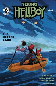 [Young Hellboy: The Hidden Land #1 (Product Image)]