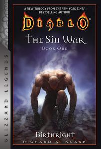 [Diablo: The Sin War: Book 1: Birthright (Product Image)]