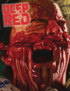 [Deep Red: Volume 4 #3 (Cover B Tony Agosta intruder) (Product Image)]