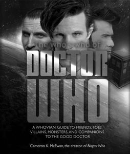 [Who's Who Of Doctor Who (Product Image)]
