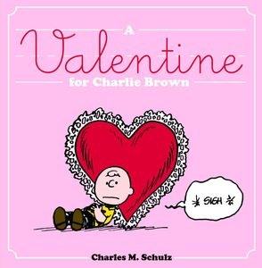 [Valentine For Charlie Brown (Hardcover) (Product Image)]
