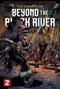 [The Cimmerian: Beyond The Black River #2 (Cover B Buchemi) (Product Image)]