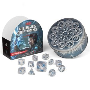 [Dungeons & Dragons: Guildmasters Guide To Ravnica: Dice Set (Product Image)]