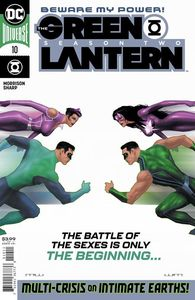 [Green Lantern: Season Two #10 (Cover A Liam Sharp) (Product Image)]