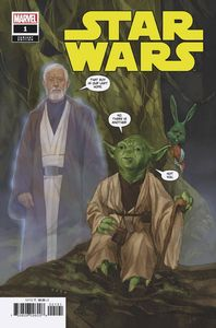 [Star Wars #1 (Party Variant) (Product Image)]