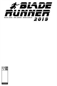 [Blade Runner 2019 #5 (Cover E Blank Sketch) (Product Image)]