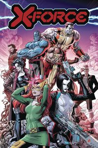 [X-Force By Benjamin Percy: Volume 1 (Product Image)]
