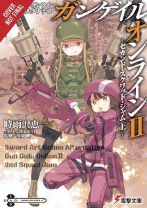 [Sword Art Online: Alternative Gun Gale: Light Novel: Volume 2 (Product Image)]