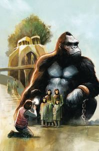[Kong On Planet Of Apes #4 (Product Image)]