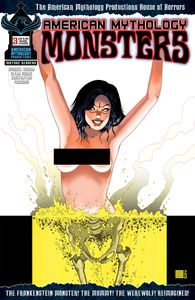 [American Mythology: Monsters #3 (Cover B Racy Limited Edition) (Product Image)]
