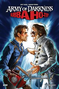 [Army Of Darkness/Bubba Ho-Tep (Product Image)]