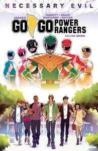 [Go Go Power Rangers: Volume 7 (Product Image)]