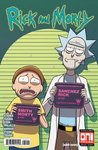 [Rick & Morty #39 (Cover A) (Product Image)]