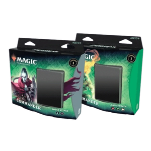 [Magic The Gathering: Zendikar Rising: Commander Deck (Product Image)]