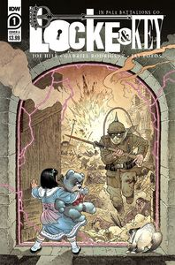 [Locke & Key: In Pale Battalions Go #1 (Cover A Rodriguez) (Product Image)]