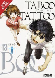 [Taboo Tattoo: Volume 13 (Product Image)]
