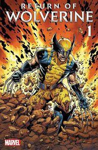 [Return Of Wolverine (UK Edition) (Product Image)]