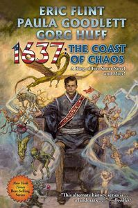 [1637: Ring Of Fire: Book 34: The Coast Of Chaos (Hardcover) (Product Image)]