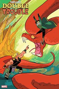 [Thor & Loki: Double Trouble #1 (Henderson Variant) (Product Image)]