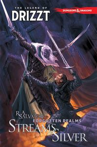 [Dungeons & Dragons: The Legend Of Drizzt: Volume 5: Streams Of Silver (Product Image)]