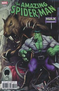 [Amazing Spider-Man #795 (Keown Hulk Variant) (Legacy) (Product Image)]