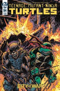 [Teenage Mutant Ninja Turtles: Ongoing #94 (Cover B Eastman) (Product Image)]