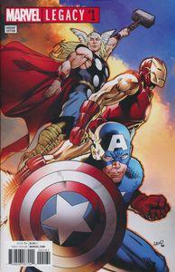 [Marvel Legacy #1 (Land Variant) (Product Image)]